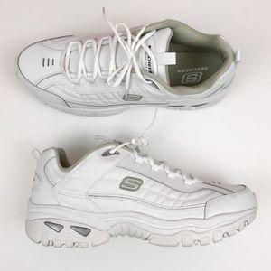 Skechers White Energy - After Burn Sneakers Sz 15